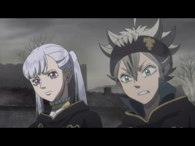 Black Clover 9 серия [Озвучили: Zendos Shoker Chokoba Mutsuko Air] / Чёрный клевер 09