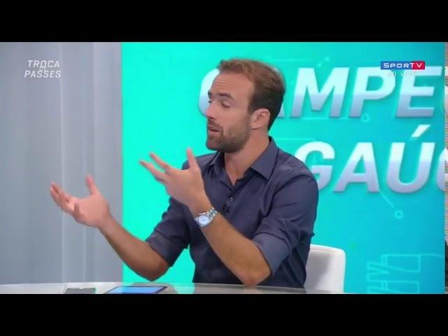 TROCA DE PASSES Grêmio x Inter Comentaristas analisam a partida pelo Gaúcho YouTube