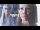 Thranduil tauriel (you are a memory.)