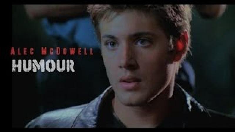 Alec McDowell [ Dark Angel ] HUMOUR :)