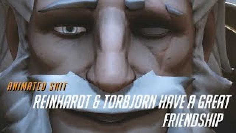 Reinhardt Torbjorn Have A Great Friendship