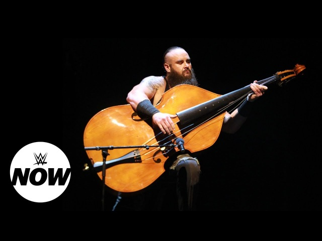 Braun Strowman is all about that bass: WWE Now