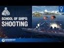 World of Warships Blitz: School Of Ships Ep 1 Shooting