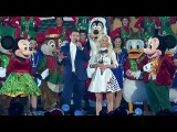 Julianne Hough &amp Nick Lachey - Disney's Magical Holiday Celebration 2017 - Opening Number
