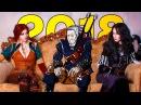 Подкаст №XIV - Как не нужно было проводить Новый Год и планы на 2018 с Ведьмак 3!