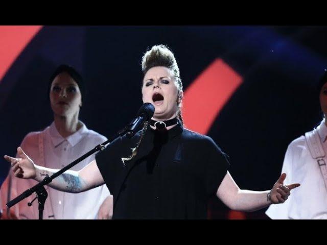 Marianne Sveen - Teardrop (Århundrets stemme 2018)
