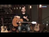 Takamine GN30-CE NEX Cutaway Acoustic-electric Guitar Demo - Sweetwater Sound