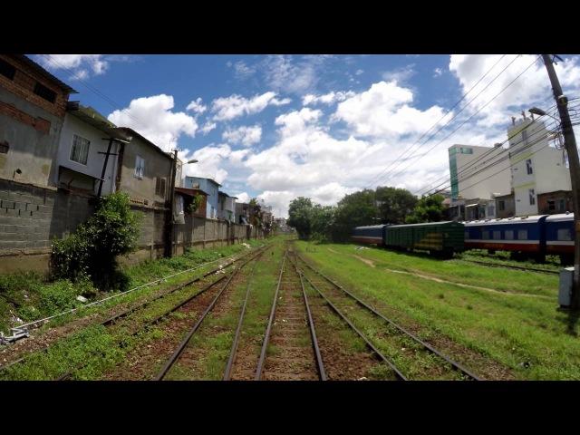 Train Driver record SE22 Saigon - Bien Hoa (2016)