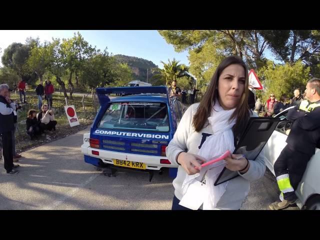 MG Metro 6R4 Rally Racecar | Oris Rally Clasico 2016.