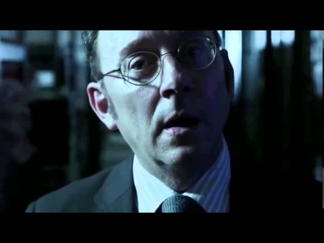 Person Of Interest - Machine Questioning
