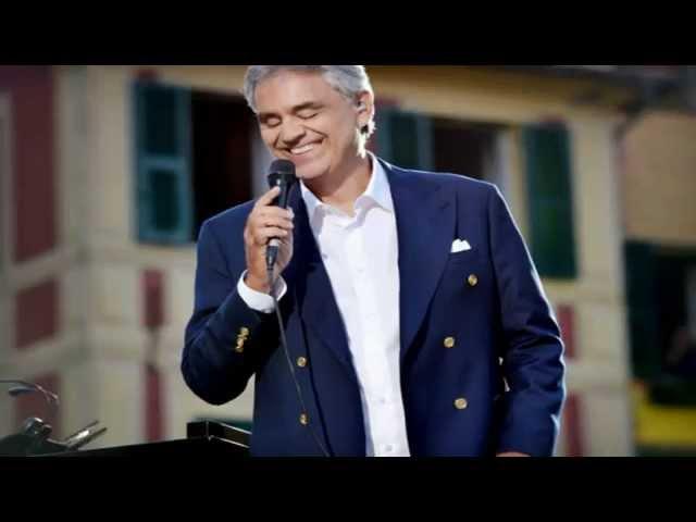 David Garrett Andrea Bocelli perform ~ Ma Dove Sei
