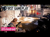 King of Medal TPS - iOS  Android - GAMEPLAY TRAILER (Unreal Engine 4)