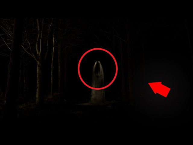 Shocking Paranormal Moments From A Forest Off Road!! Most Haunted Spirit Video!!