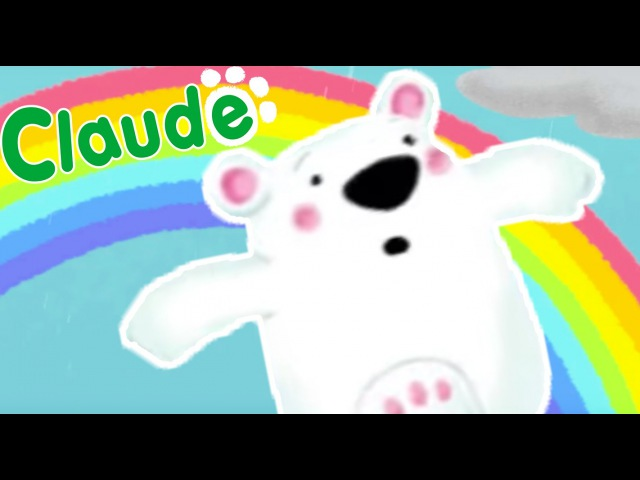 Kids Show - Fun With Claude Ep30 - Rainbow Full Episode HD