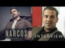 INTERVIEW - Narcos Season 3 - Pêpê Rapazote Chepe Santacruz