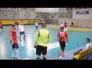 Острошицкий городок 4-0 FYB. Futsal 2017/2018. 3-й тур финальный этап (21.01.2018)