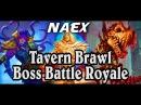Hearthstone Tavern Brawl Boss Battle Royale 2
