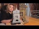 TEA HOUSE - чайный домик из картона