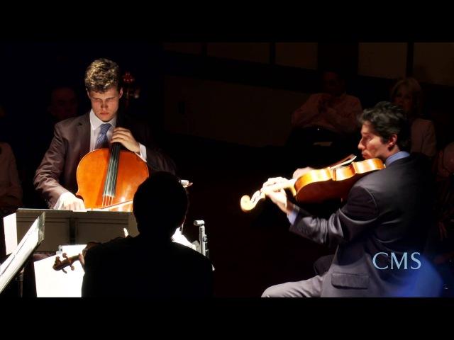 Shostakovich - Quartet No. 8, Op. 110, Mvt. 4 - Escher String Quartet - CMS