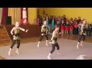 Modern Talking взгляд в прошлое танец акробатика