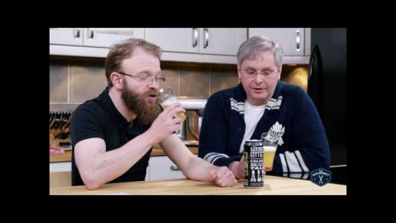 24 Beers Project Ep 16 Sawdust City Brewing Golden Beach Pale Ale