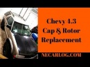 Chevy S10 4.3 Cap and Rotor Replacement