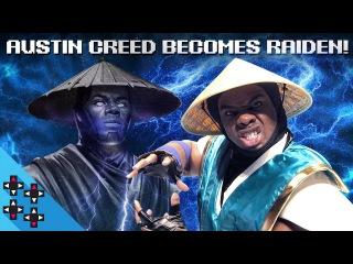 COSPLAYING as Mortal Kombat's RAIDEN! - Expansion Pack