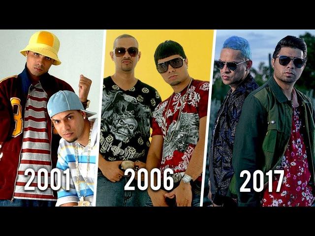 Evolución Musical - Plan B (2001 - 2017)