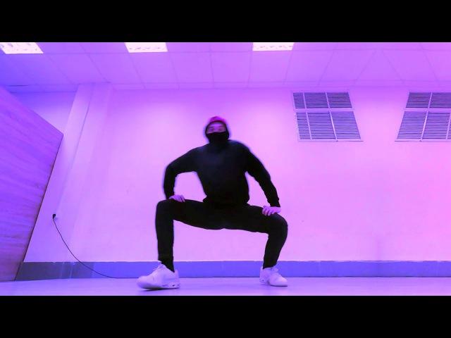 Танец под Мафин - Ультрафиолет (Танцующий Чувак)
