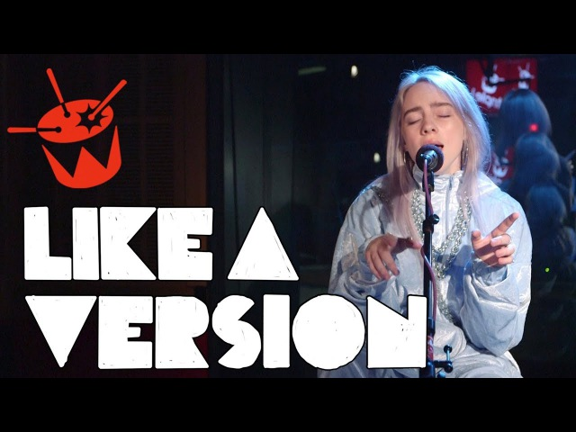 Billie Eilish 'bellyache' live on triple j