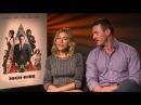 High-Rise Interview: hmv talks to Sienna Miller Luke Evans