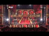 [HD]121229 SBS Gayo Daejun - Dazzling RED - Nicole, Hyorin, Hyosung, Hyuna, NaNa