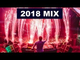 New Year Mix 2018 - Best of EDM Party Electro &amp House Music