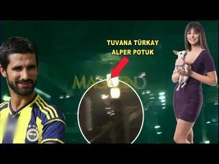 Magazin D - Tuvana Türkay ve Alper Potuk aşkı yeniden mi başlıyor?