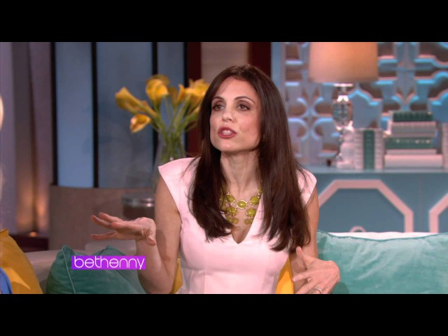 Bethenny Frankel Discusses Her Boob Job