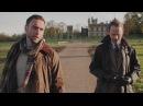 Måns Zelmerlöw och Alexander Wiberg besöker Chevalereskt slott i England
