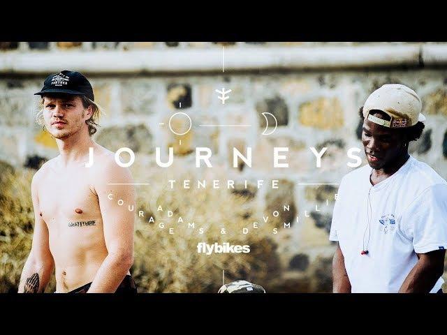 Flybikes 'JOURNEYS' - Featuring Courage Adams and Devon Smillie
