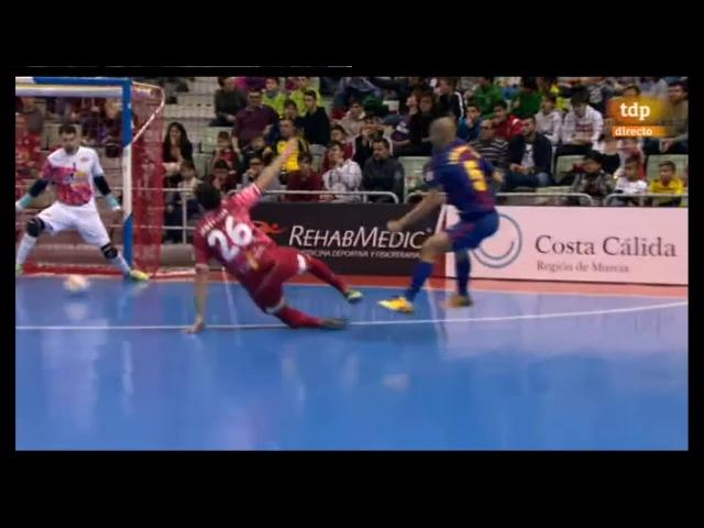 Great save by Fede (ElPozo Murcia )
