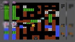 [Famiclone-PAL]1990 超級坦克(Tank 1990) - Gameplay
