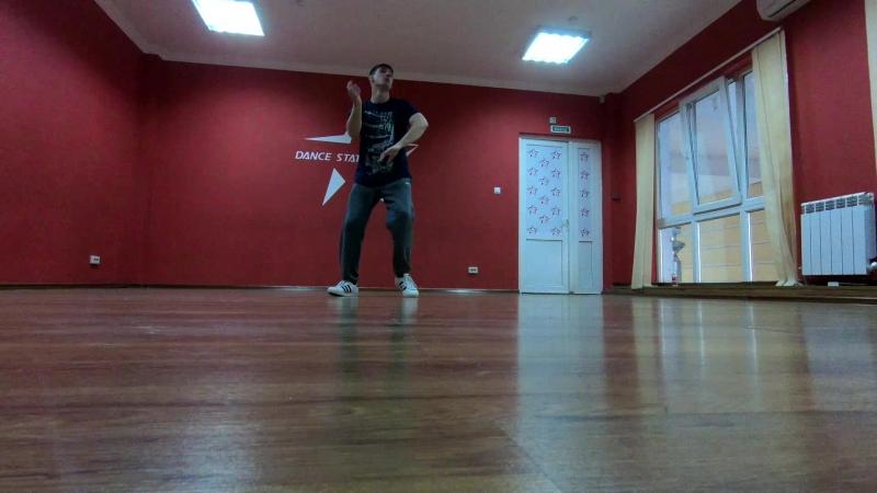 Future - Fck Up Some Commas Maks Nikolyuk Freestyle Dance