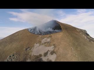 Пожар на горе Бештау 2 апреля 2018