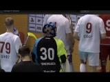 6-0 20 номер ошибается Николаев Илья - обрыв - точный пас - гол Флорбол Floorball #ФС2018
