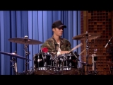 Justin Bieber and Questlove Drum-Off.mp4