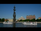 Чемпионат Мира по граффити на Москве-Реке