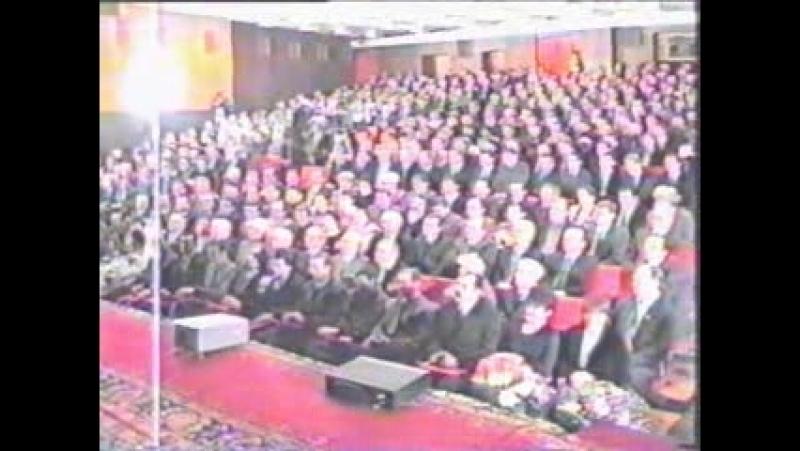 Видеорепортаж Омская область на рубеже тысячелетий. 2001 г.