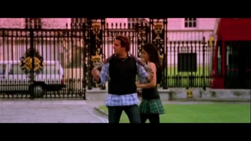 Лондонские мечты. Индийский фильм. 2009 год. В ролях: Салман Кхан, АджайДевган и другие.