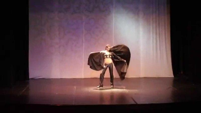 Erhan Ay Male Belly Dancer LdB Festival Greece 2014