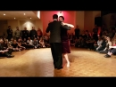 Fausto Carpino y Stephanie Fesneau Milonga El Garrón Paris 2 5