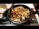 Пряный кальмар 🦑 с брокколи в сливочном соусе🍲 pilkacook on instagram 😈