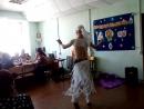 я танцую на благотворительном концерте сегодня восточно арабский танец